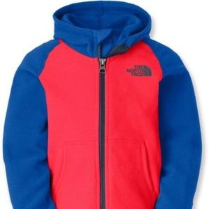 The North Face Jackets & Coats - North Face Glacier Full-zip Fleece Hoodie